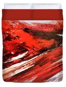 Abstract Background 2 Duvet Cover