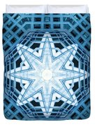 Abstract Blue 14 Duvet Cover