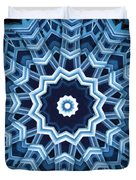 Abstract Blue 16 Duvet Cover