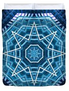 Abstract Blue 20 Duvet Cover