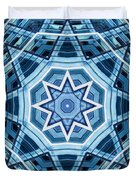 Abstract Blue 22 Duvet Cover