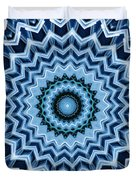 Abstract Blue 25 Duvet Cover