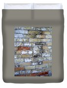 Abstract Brick 10 Duvet Cover