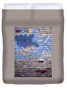 Abstract Brick 3 Duvet Cover