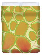Abstract Cells 2 Duvet Cover