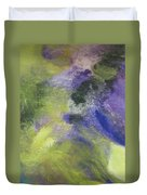 Abstract Close Up 1 Duvet Cover