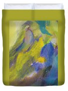 Abstract Close Up 2 Duvet Cover