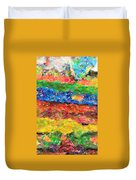 Abstract Color Combination Series - No 8 Duvet Cover