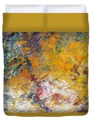 Abstract Composite Duvet Cover