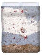 Abstract Concrete 13 Duvet Cover