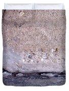 Abstract Concrete 4 Duvet Cover