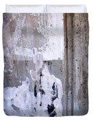 Abstract Concrete 9 Duvet Cover