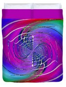 Abstract Cubed 262 Duvet Cover