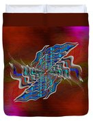 Abstract Cubed 271 Duvet Cover
