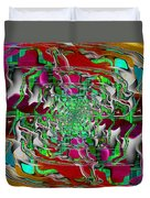 Abstract Cubed 275 Duvet Cover