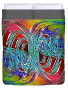 Abstract Cubed 280 Duvet Cover