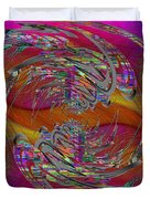 Abstract Cubed 320 Duvet Cover