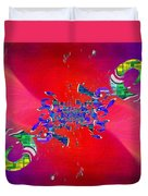 Abstract Cubed 344 Duvet Cover