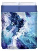 Abstract Division - 72t02 Duvet Cover