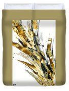 Abstract Expressionism Painting 79.082810 Duvet Cover