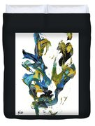 Abstract Expressionism Painting Series 716.102710 Duvet Cover