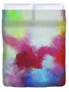 Abstract Expressions Duvet Cover