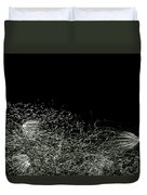 Abstract Fireworks II Duvet Cover