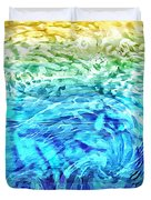 Abstract Floral Dl312016 Duvet Cover