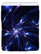 Abstract Fractal 051910 Duvet Cover