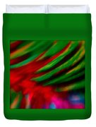 Abstract Frolic Duvet Cover