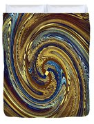 Abstract Fusion 272 Duvet Cover