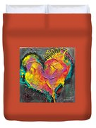 Abstract Heart Series Duvet Cover