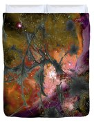 Abstract Images Of Forgiveness Series #4 Duvet Cover