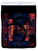 Abstract Me Duvet Cover