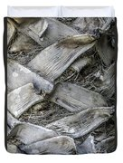 Abstract Nature Tropical Palm Tree Bark 1873a Duvet Cover