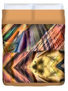 Abstract Nito An Abstract Duvet Cover