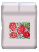 Abstract Nr 49 Duvet Cover