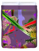 Abstract One Duvet Cover