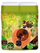 Abstract Painting - Chenin Duvet Cover