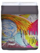 Abstract Painting Duvet Cover