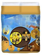 Abstract Painting - Rob Roy Duvet Cover
