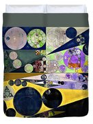Abstract Painting - Tahuna Sands Duvet Cover