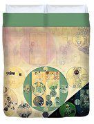 Abstract Painting - Xanadu Duvet Cover