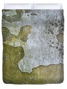 Abstract Pattern On The Wall Duvet Cover