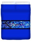 Abstract Perfection  12 Duvet Cover