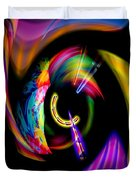 Abstract Perfection  13 Duvet Cover