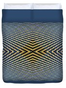 Abstract Photomontage Mid Continental Plaza N132p1 Dsc5528 Duvet Cover
