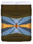 Abstract Photomontage N131v1 Dsc0965  Duvet Cover