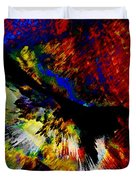 Abstract Pm Duvet Cover