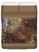 Abstract Reflections Duvet Cover